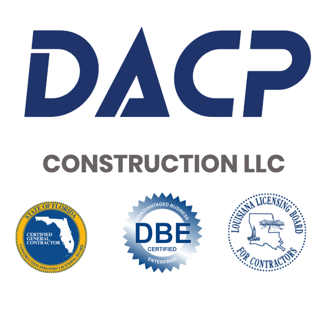 DACP CONSTRUCTION LLC Commercial Concrete Mansonry Stucco Contractor Louisiana